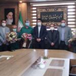 آیین تجلیل از پاکبانان و پارکبانان شهرداری باغستان برگزار شد