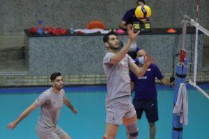 بازیکن تیم ملی والیبال ایران