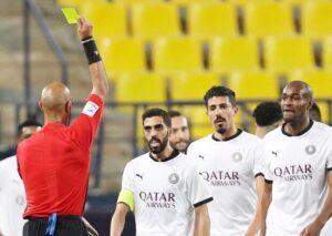 تیم فوتبال السد قطر