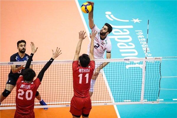 ترکیب تیم ملی والیبال ایران برابر بلغارستان اعلام شد