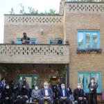 آغاز فعالیت های خانه خلاق صنایع دستی در منزل استاد حسین بهزاد