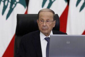 رئیس جمهور لبنان