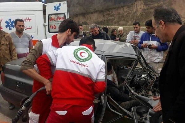نجات جان ۱۷۰ نفر توسط تیم های امدادی طی ۷۲ ساعت گذشته