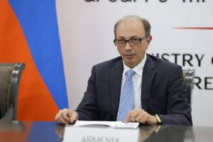 سخنگوی وزارت امور خارجه ارمنستان