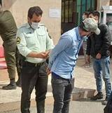 طرح جمع آوری معتادین متجاهر با پیگیری های جناب سروان عباسی