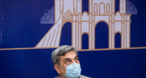 ابراهیم حسنی کارشناس مدیریت شهری