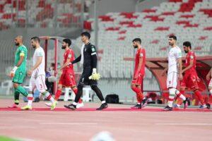 تیم ملی ایران و بحرین