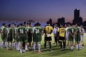 تیم ملی فوتبال ایران و هنگ کنگ