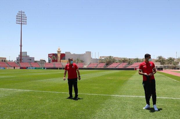 جنگ روانی بحرین علیه تیم ملی ایران/ شروع با یک سوال بی اساس!