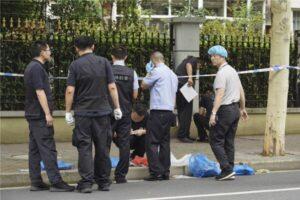 حمله با چاقو در شرق چین