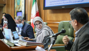 رئیس شورای شهر تهران محسن هاشمی