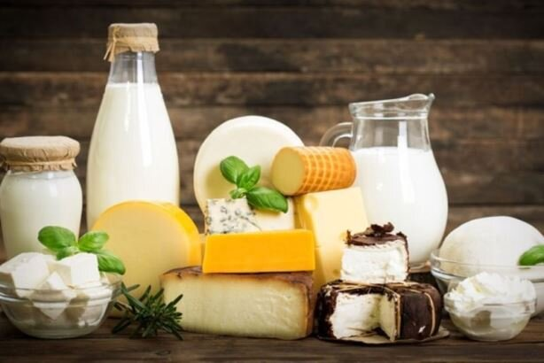 سرانه پایین مصرف شیر در ایران/۲۸۰ کیلو کمتر از اروپا