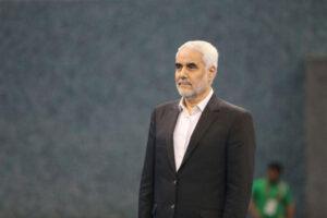 محسن مهرعلیزاده نامزد سیزدهمین دوره انتخابات ریاست جمهوری