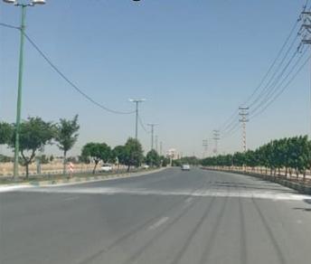 نصب یک سرعتگیر در مسیر جاده نصیرآباد ـ خادم آباد (مسی رفت) بلوار شهید همدانی!!