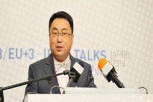 نماینده چین در مذاکرات وین