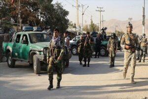 نیروهای امنیت ملی افغانستان