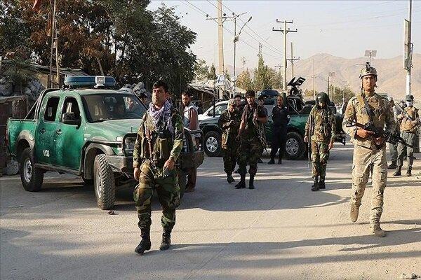 کاروان نیروهای امنیت ملی افغانستان هدف قرار گرفت
