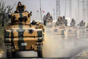 نیروهای نظامی ترکیه