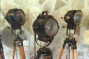 پروژکتورهای قدیمی