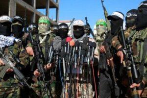گروههای مقاومت فلسطینی