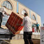 ۱۱۰ جهیزیه به زوج های جوان اهدا میشود