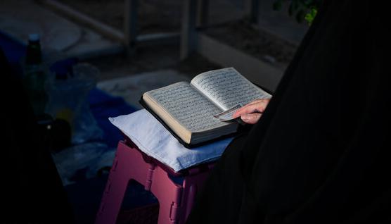 پخش دعای عرفه از صحرای عرفات تا کربلای معلی و مشهد مقدس