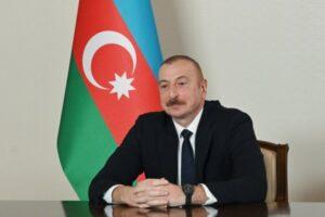 رئیس جمهور آذربایجان