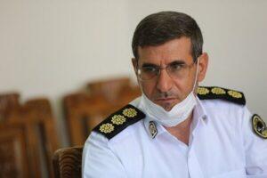 رئیس پلیس راه استان کرمانشاه