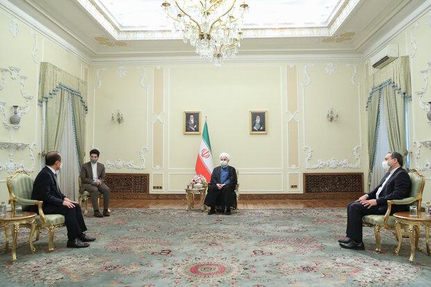 استفاده ایران از ذخایر مالی خود دربانکهای کره جنوبی حق واضح ماست