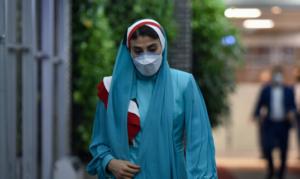 لباس بانوان ایران در المپیک