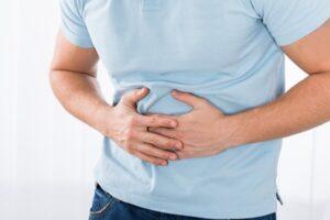معده شکم درد