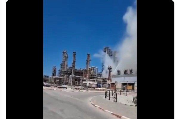 وقوع انفجار در راکتور «اشدود» رژیم صهیونیستی