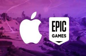 اپیک گیمز اپل