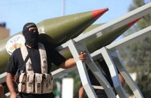 حملات موشکی مقاومت فلسطین