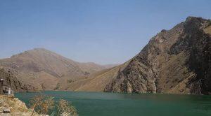 سدهای استان تهران
