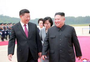 شی جینپینگ» رئیس جمهور چین