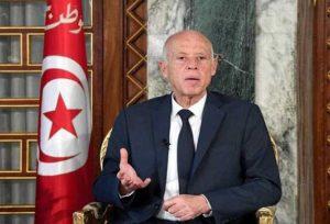 «قیس سعید» رئیس جمهور تونس