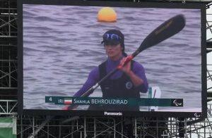 مسابقات قایقرانی پارالمپیک توکیو
