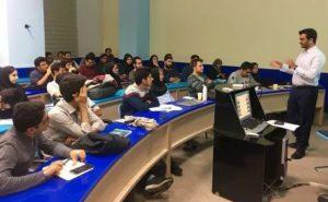 معاون فرهنگی اجتماعی دانشگاه تهران