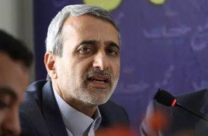 نائب رئیس کمیسیون امنیت ملی عباس مقتدایی