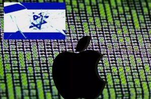 نفوذ تازه صهیونیست ها به تمام تولیدات اپل