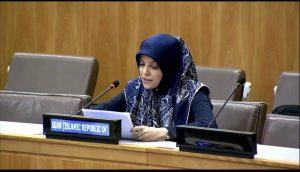 معاون نمایندگی ایران در سازمان ملل