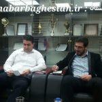 مصاحبه دوم پایگاه خبری خبر باغستان با دکتر حسن رنجبر شهردار باغستان