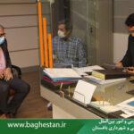 ملاقات مردمی و دیدار شهروندان با #شهردارباغستان برگزار شد