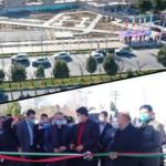 بهره برداری پروژه پارک محله ای خادم آباد