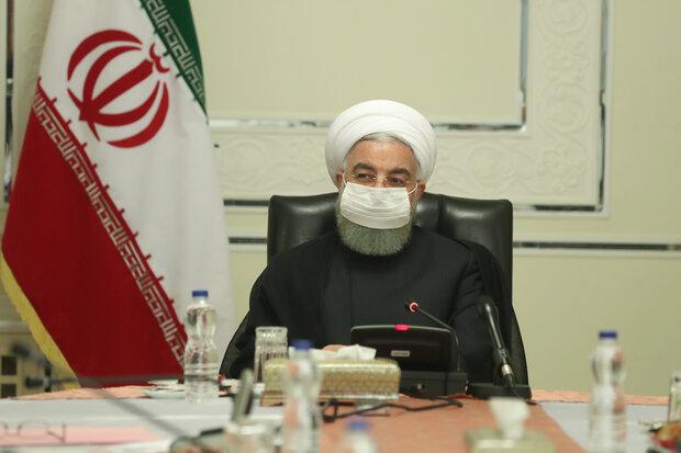 روحانی فرارسیدن روز ملی سوریه را تبریک گفت