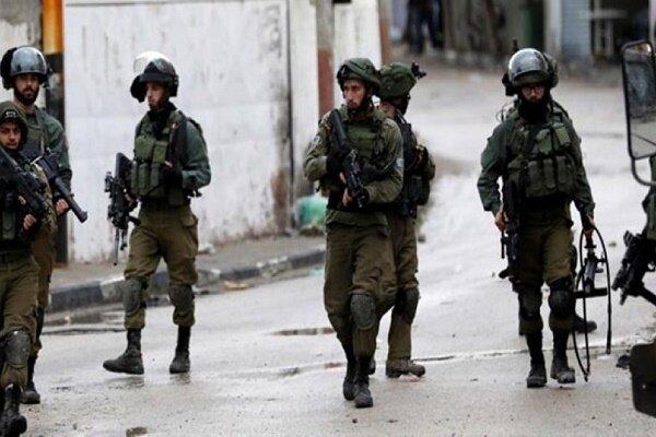 یورش وحشیانه نظامیان صهیونیست به «مسجدالاقصی»