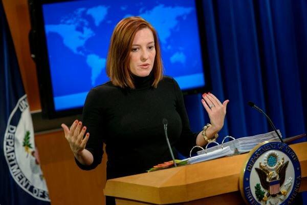 کاخ سفید: می توانیم با روسیه درباره ایران همکاری کنیم