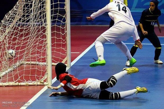 واکنش فدراسیون فوتبال مبنی بر تخلف در فوتسال بانوان