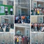 حماسه حضور شهروندان باباسلمان